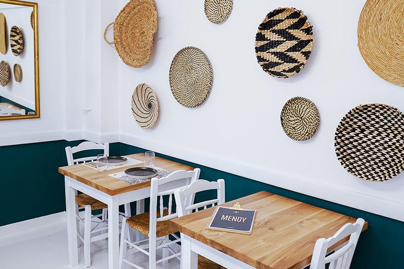 Estiatorio - restaurant en krypto athens